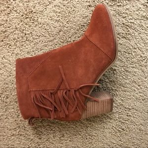 TOMS ankle boots with heel